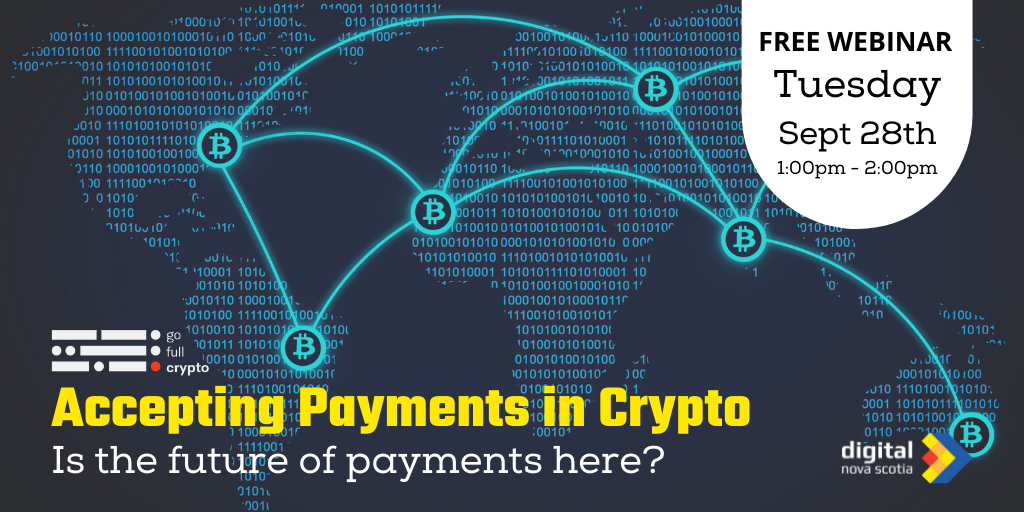 Accepting Payments in Crypto