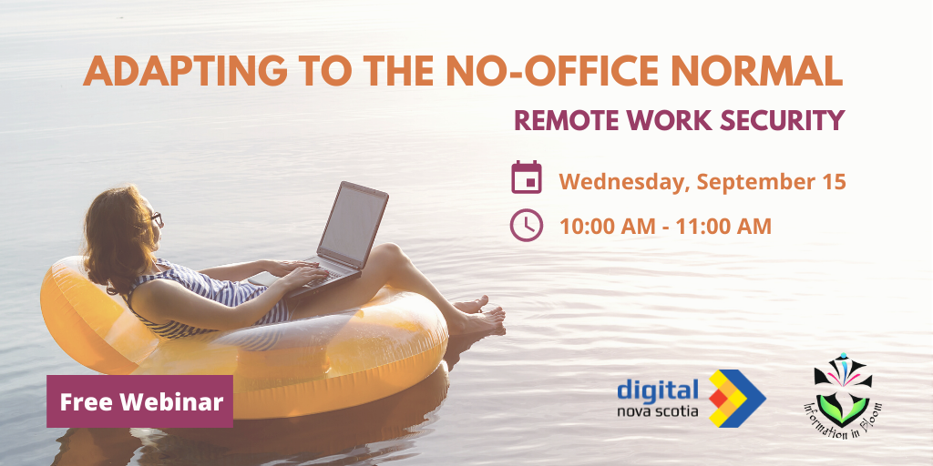 Adapting to the No-Office Normal