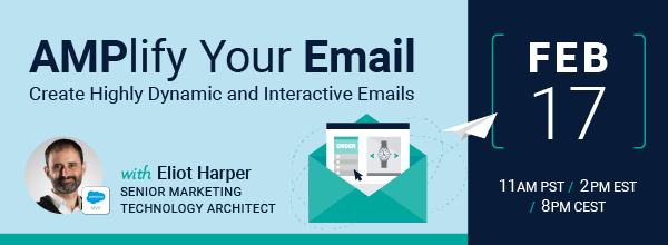 Amplify your email
