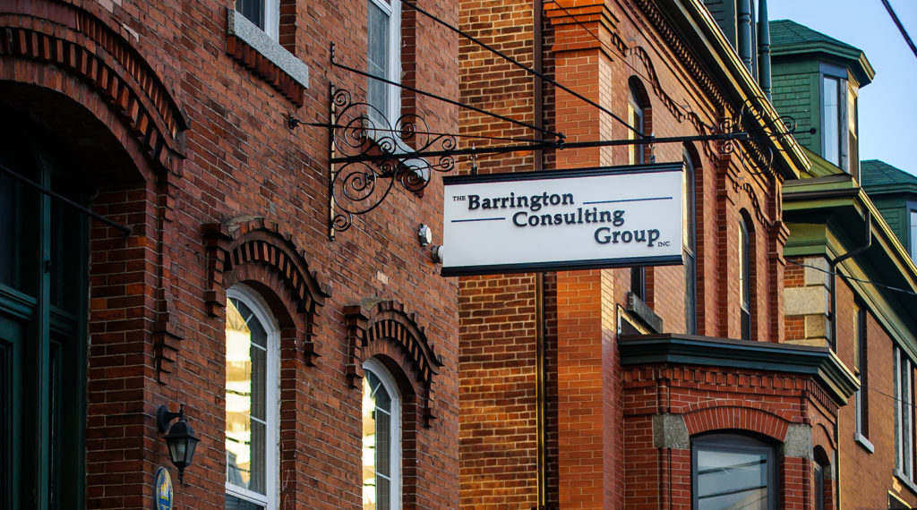 Barrington Consulting, A Small Firm with Big Firm Expertise, Services and Knowledge