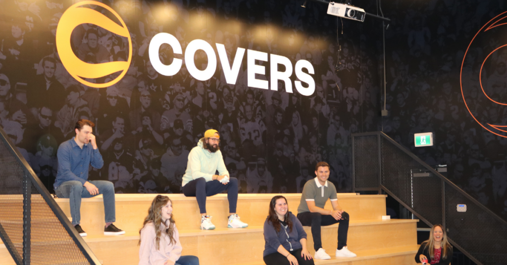 Covers: A Brand refresh, new office and big things coming