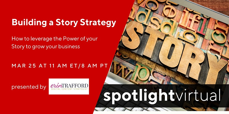 Building a Story Strategy