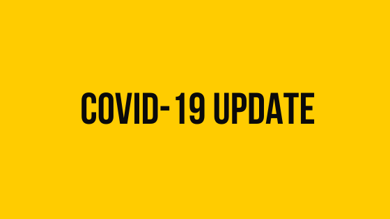Our latest COVID-19 Update