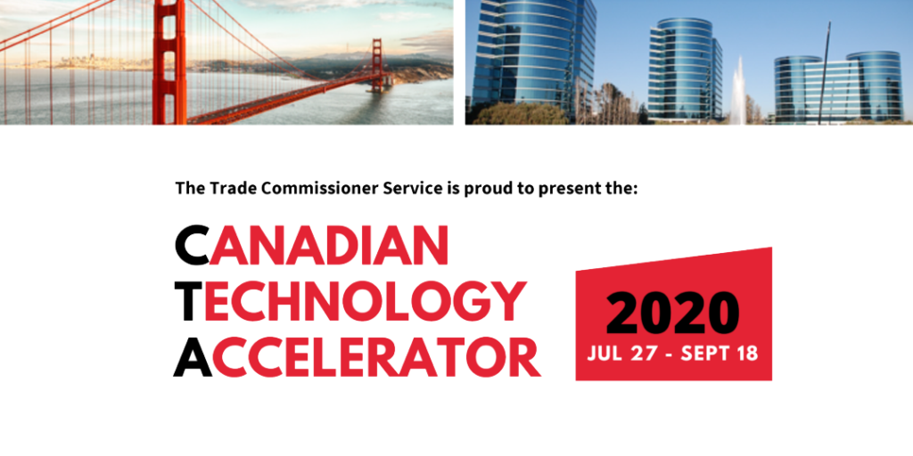 Canadian Technology Accelerator Silicon Valley