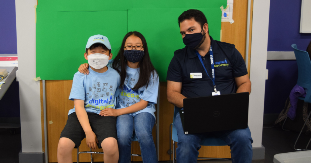 2021 Digital Discovery Camp – Early Registration OPEN