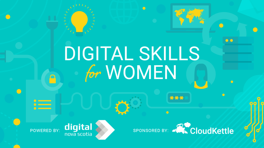 DNS Proud to Support Digital Skills for Women!