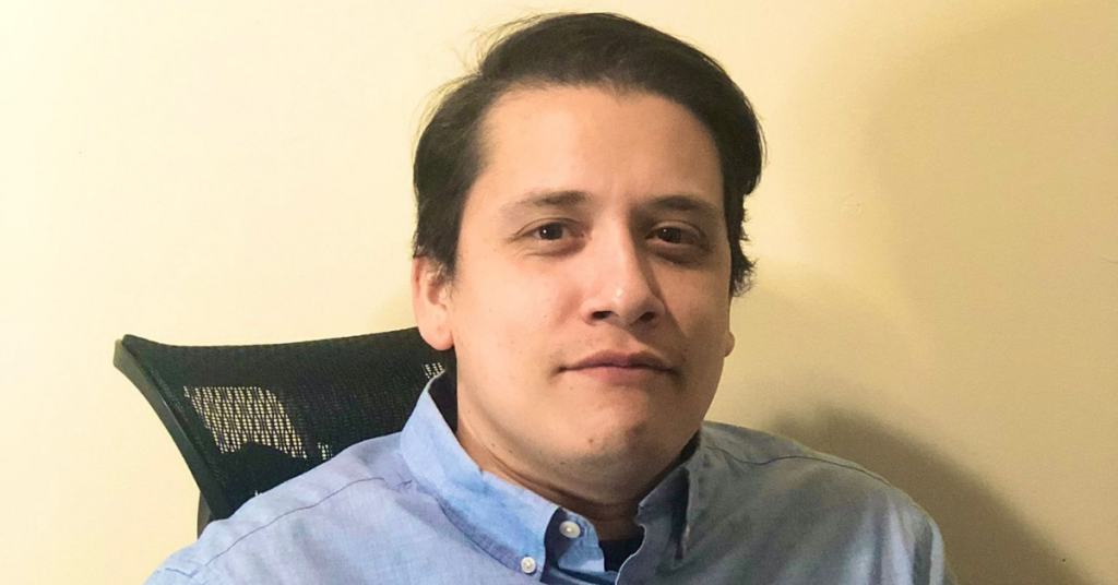 Meet our Skills for Hire Student of the Month – Diego!
