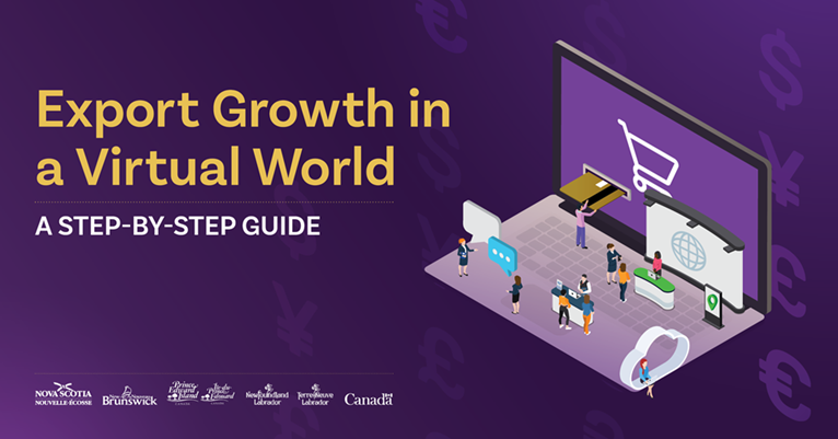 Export Growth in a Virtual World