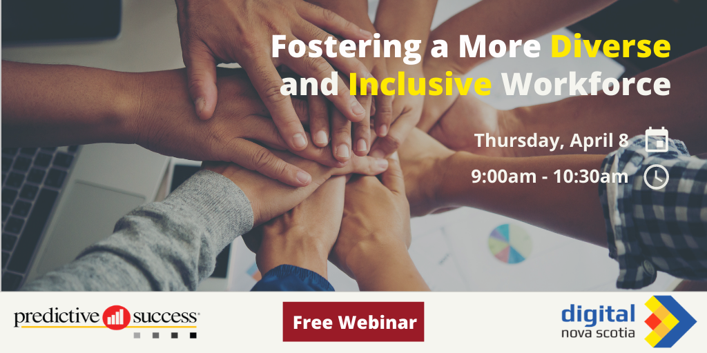 Fostering a more diverse and inclusive workforce