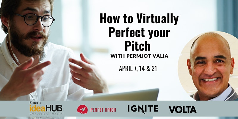 How to virtually perfect your pitch