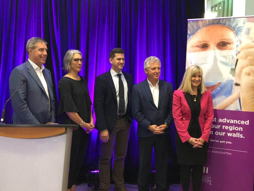 QEII's New Surgical Robotics Tech is a First in Atlantic Canada
