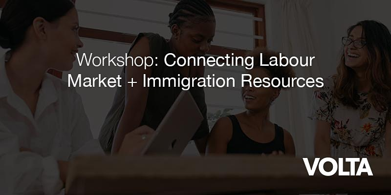 Labour Market and Immigrant Resources
