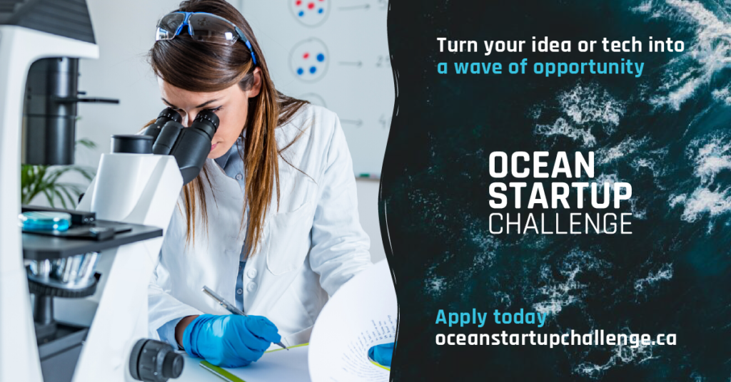 Ocean Startup Challenge: Problem-Solvers Wanted!
