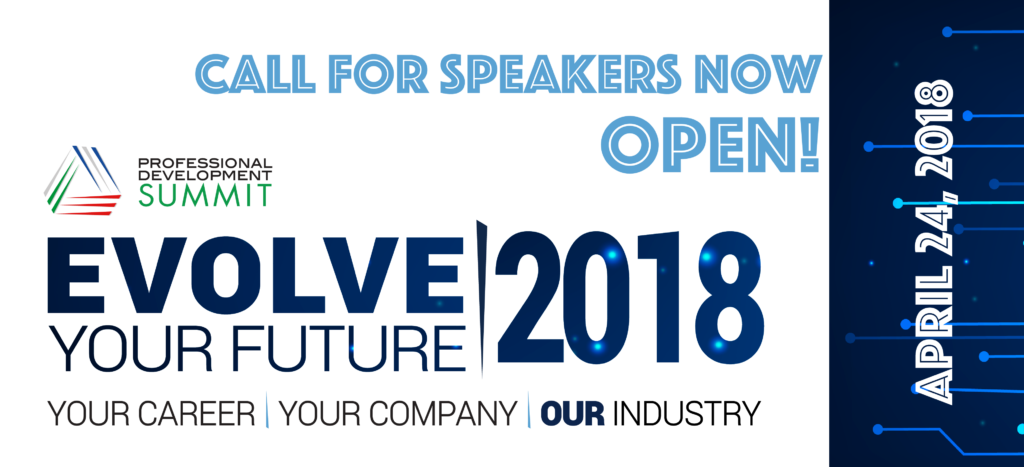 PDS 2018 – Call for Speakers is now open!