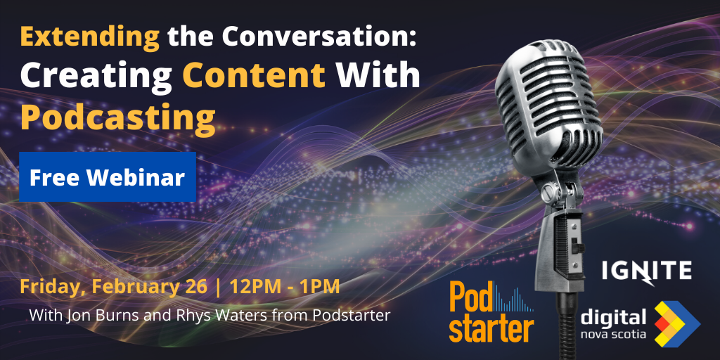 Extending the Conversation: Creating Content with Podcasting