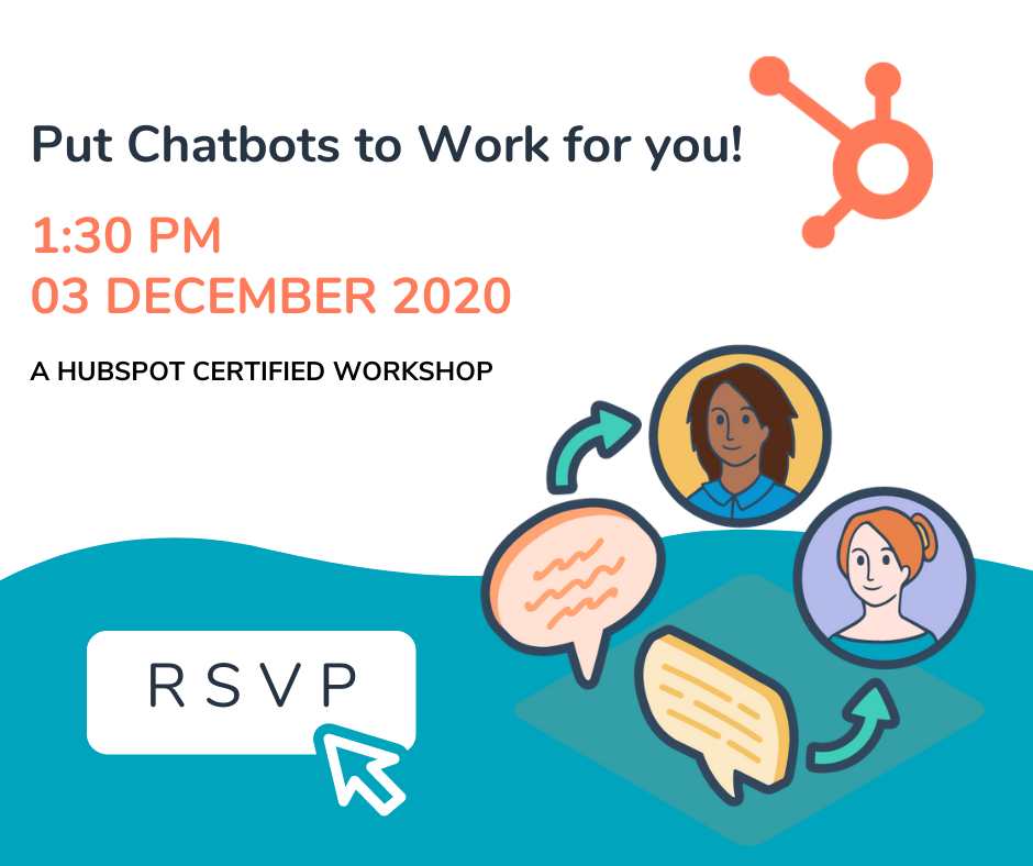 Put Chatbots to work for you