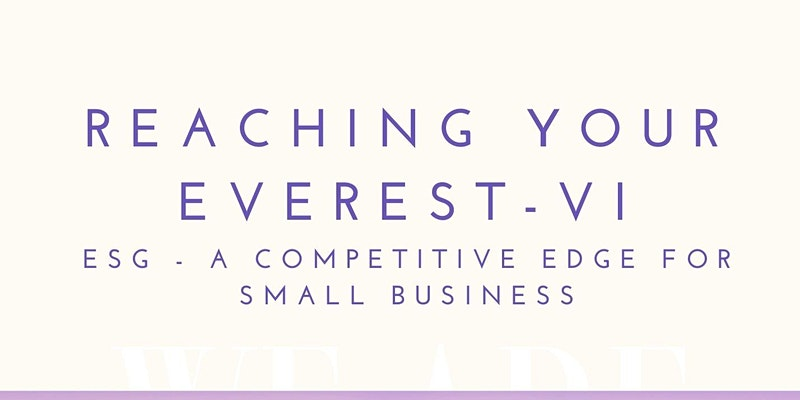 Reaching your Everest