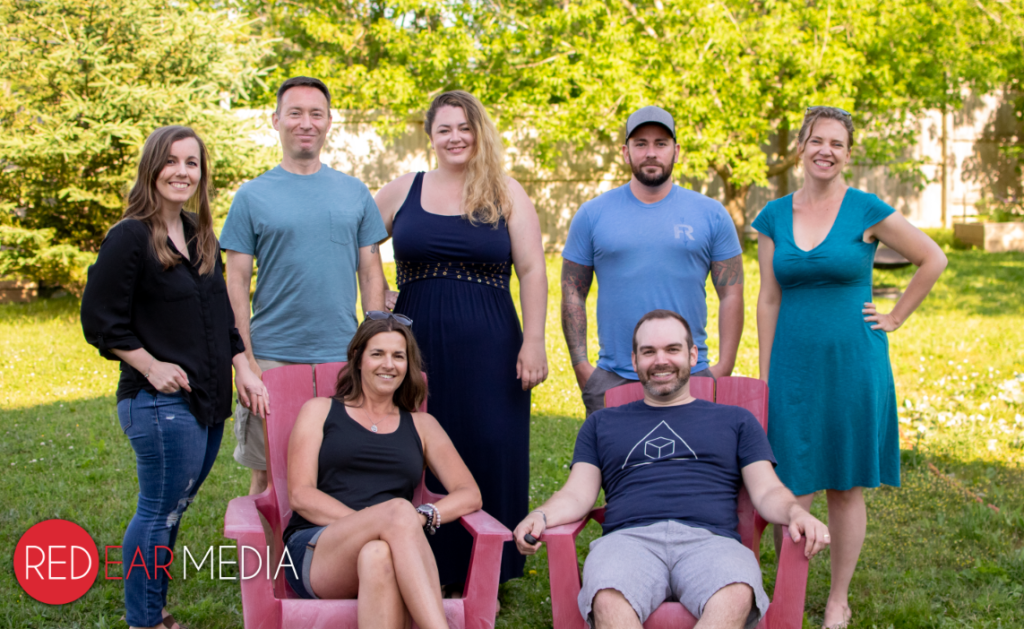 Good Work by Good People – Red Ear Media