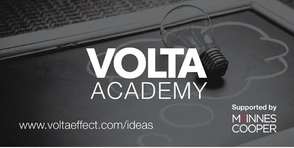 Save your seat for the next Volta Academy!