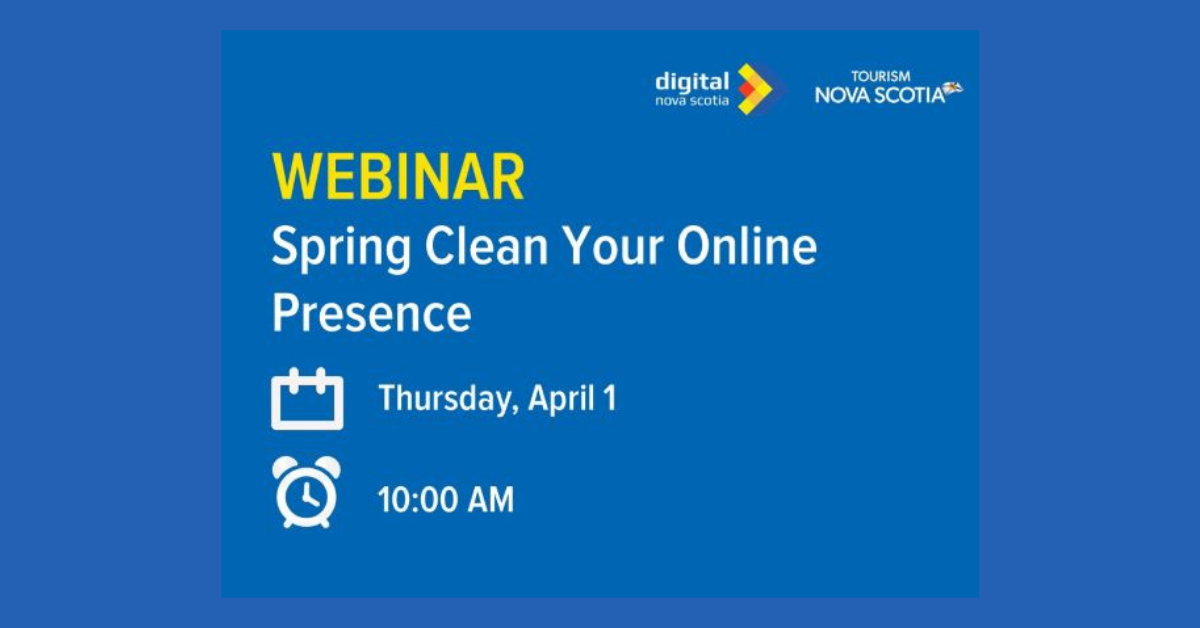 Spring Clean Your Online Presence