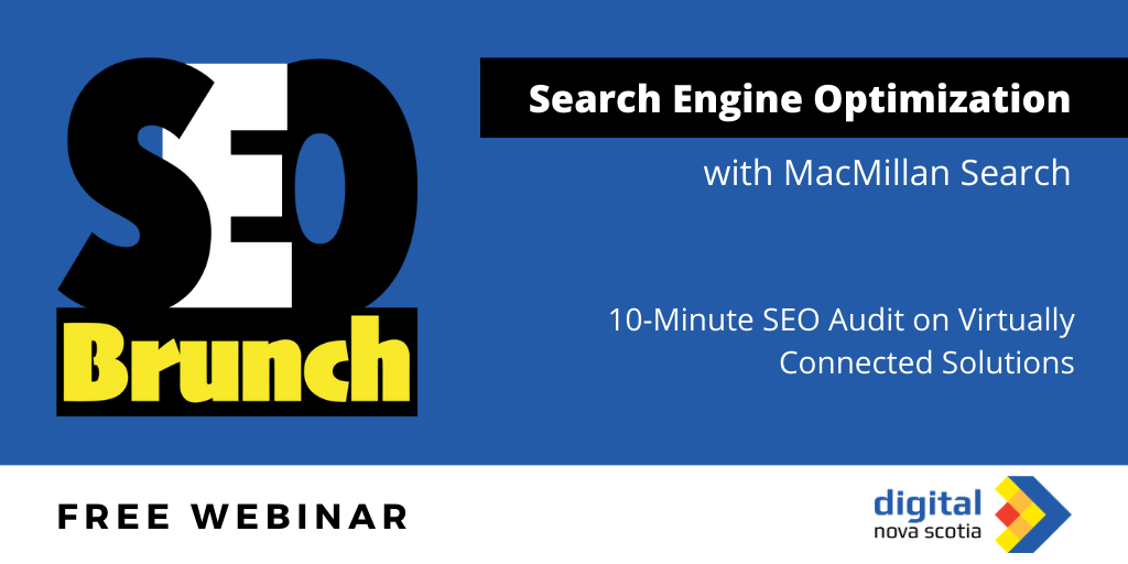 November SEO Brunch Audit with Virtually Connected Solutions