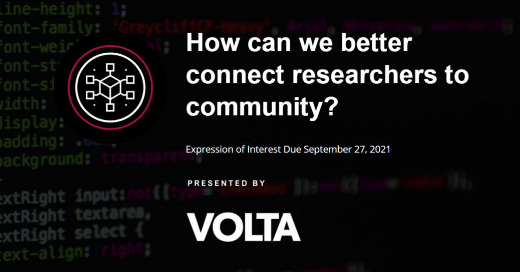 The Research Nova Scotia and VOLTA Student Research Data Challenge