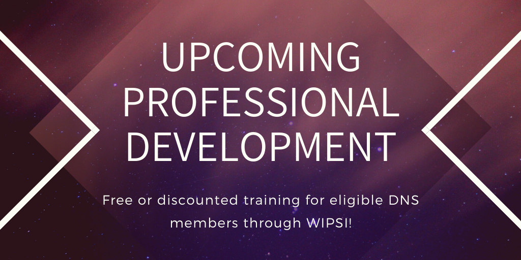 Upcoming Training Opportunities!