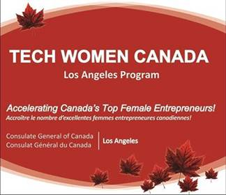The Government of Canada announces the launch of TechWomen Canada 3.0!