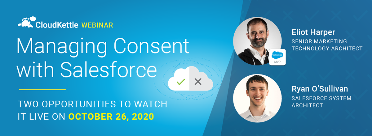 Managing Consent with Salesforce