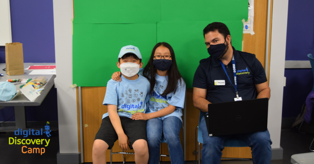 A Successful Summer at The Digital Discovery Camp