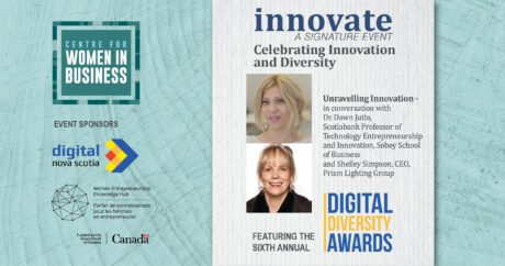 INNOVATE: a CWB signature event – Featuring the Digital Diversity Awards